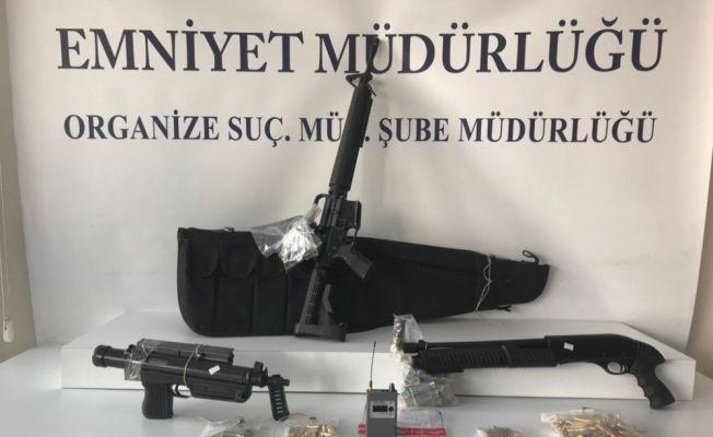 İstanbul polisinden silah tacirlerine operasyon