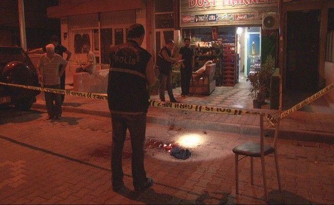 İzmir Bayraklı'da silahlı, bıçaklı kavga çıktı