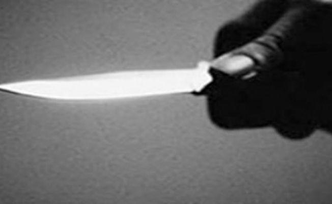 Polis memuru kavgayı ayırmak isterken bıçaklandı
