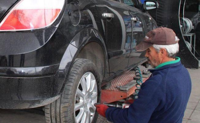 Özel otomobillerin kış lastiği takma zorunluluğu var mı?