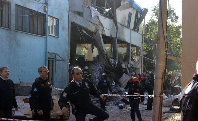 Gürsu'daki patlama ve göçükte 5 kişi öldü, 15 yaralı var