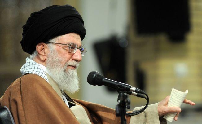 """Ali Hamaney: """"ABD ve İngiltere İran'ı karıştırmakta başarısız oldu"""""""