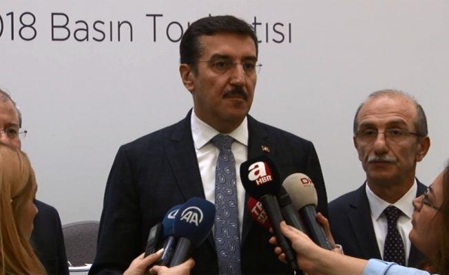 Bakan Bülent Tüfenkci'den 'Çiftlik Bank' açıklaması