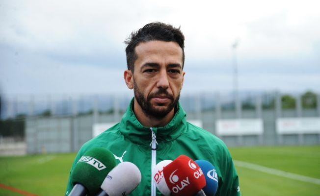 Bursaspor'da Bilal Kısa'nın sözleşmesi feshedildi