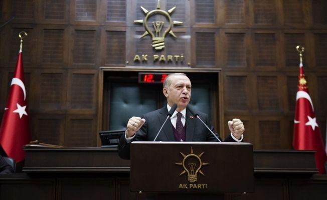 Cumhurbaşkanı Erdoğan'dan Bahçeli'ye övgü ve teşekkür
