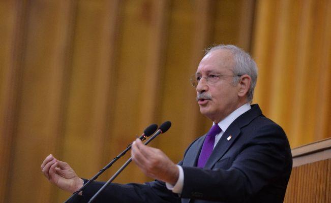 """Kılıçdaroğlu: """"FETÖ ile değil, muhalefet ile mücadele ediyorlar"""""""