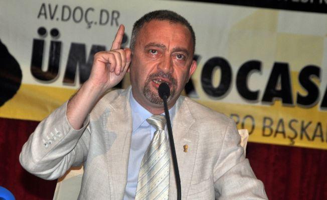 CHP Genel Başkanlığına adaylığını açıklayan Ümit Kocasakal kimdir?