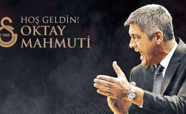 Galatasaray Odeabank Oktay Mahmuti ile anlaştı