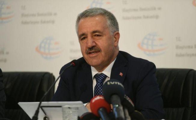 Bakan Arslan'dan Türk Telekom iddiasına tepki