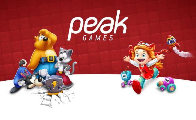 Peak Games dünya devleri arasında gösterildi