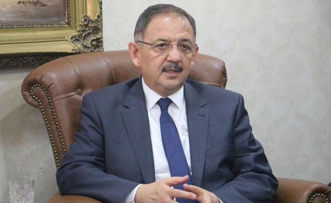 """""""Türkiye'de kentsel dönüşüm artık bir gereklilik"""""""