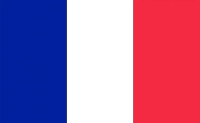 Fransa'da bir kişi aracını askerlerin üzerine sürdü