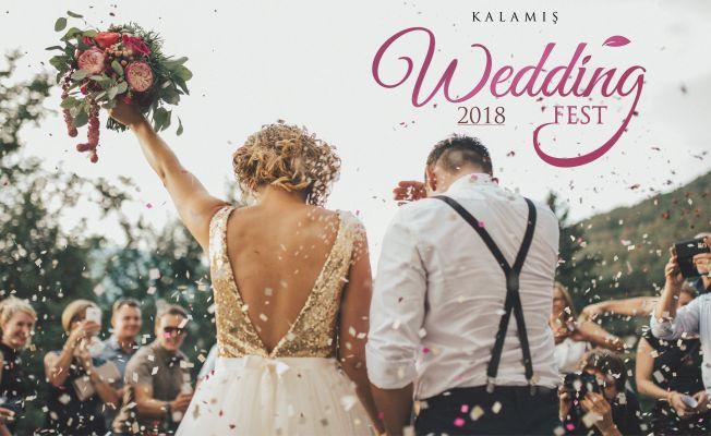 Kalamış Wedding Fest kapılarını 4 Mart'ta açılıyor