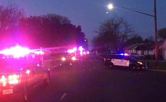 Teksas'ta bir saldırı daha: 1 ölü, 1 yaralı