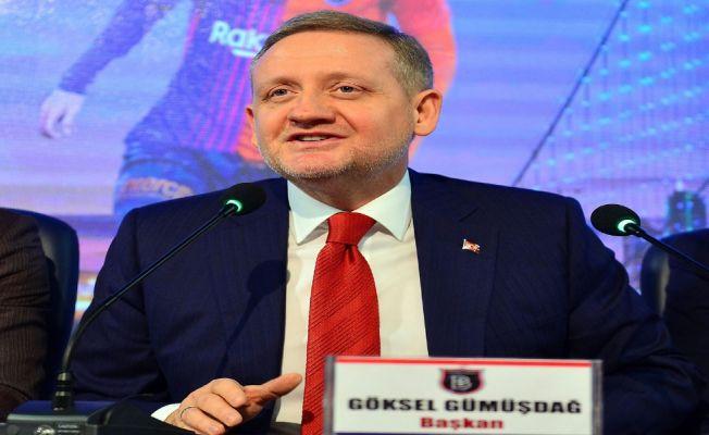 """Göksel Gümüşdağ: """"Tüm kulüplerin şirketleşmesi lazım"""""""