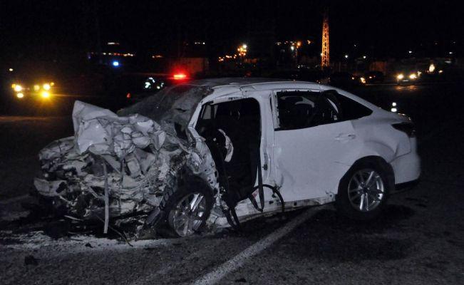 Batman'da kaza: 3 ölü, 5 yaralı