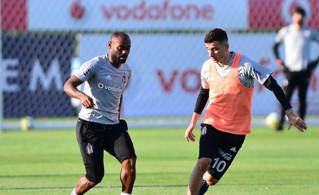 Beşiktaş, Sivasspor maçı hazırlıklarını sürdürdü