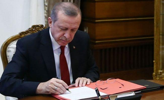 Erdoğan torba kanun ve uyum yasasını onayladı