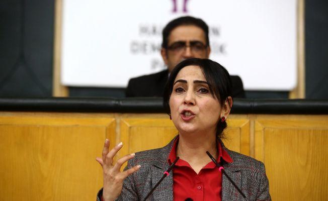 HDP'li Yüksekdağ'a tahliye çıkmadı