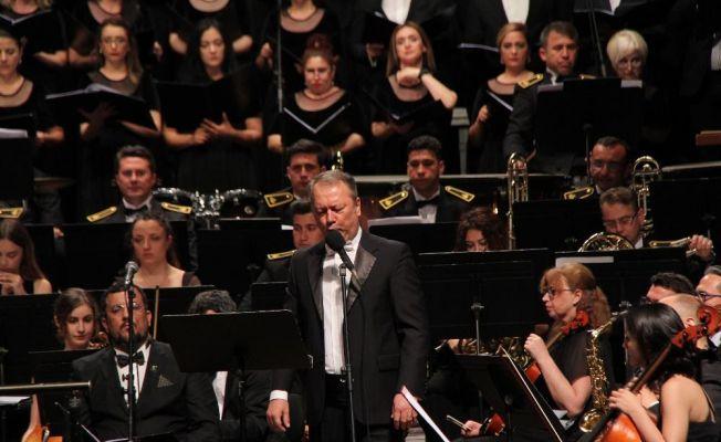 Uluslararası Müzik Festivali muhteşem konserle sona erdi