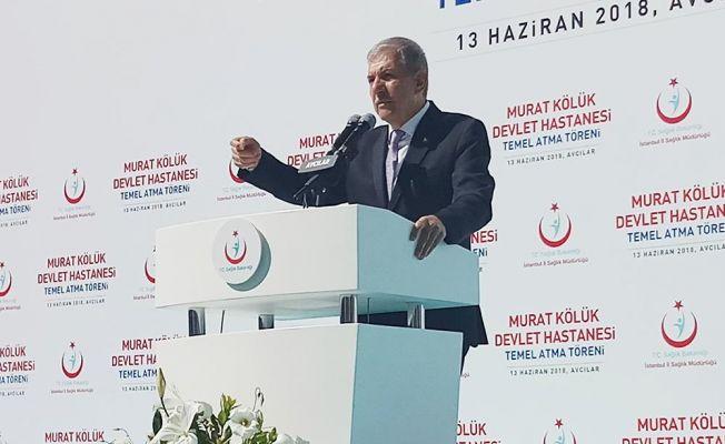 """Bakan Demircan'dan """"hasta garantisi"""" iddialarına yalanlama"""