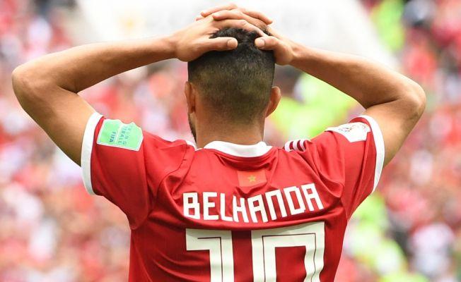 Belhanda'nın Dünya Kupası performansı kötü
