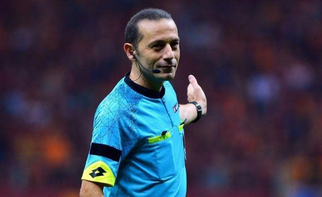 Cüneyt Çakır'ın Dünya Kupası'nda yöneteceği ilk maç belli oldu