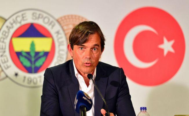 """""""Fenerbahçe gibi çok önemli bir fırsat çıktı önüme''"""