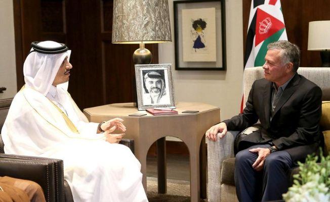 Katar'dan Ürdün'e 500 milyon dolarlık yatırım