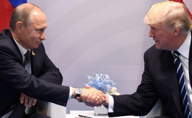 Trump ile Putin anlaştı
