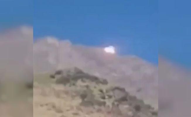 TSK, Kandil'de PKK kamplarını vurmaya devam ediyor