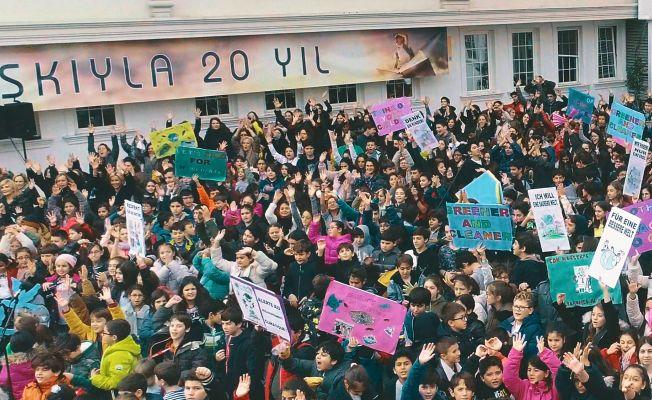 Sing For The Climate projesi, Türkiye'de gerçekleşti