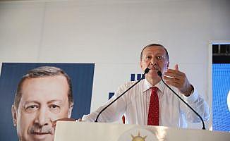 Cumhurbaşkanı Erdoğan teşkilatlara yoklama yaptı