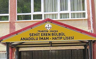 Eren Bülbül'ün ismi okuduğu okula verildi