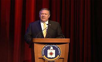 CIA Başkanı Pompeo Rusya'yı hedef aldı