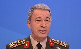 """Hulusi Akar: """"YPG'nin silahlandırılmasına müsaade etmeyeceğiz"""""""