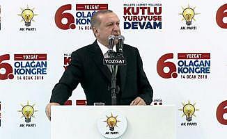 Erdoğan'dan CHP'ye Nazi benzetmesi