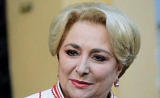 Viorica Dancila Romanya'nın ilk kadın Başbakanı oldu