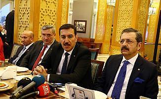 "Bakan Tüfenkci: ""Çiftlik Bank'a benzer 11 organizasyonun daha var"""