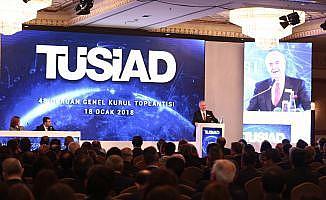 TÜSİAD OHAL'in kaldırılmasını istiyor