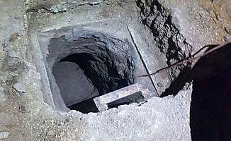 """""""Burseya Dağı'ndaki tüneller ABD projesi"""""""