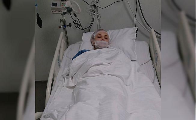 Kanser hastası Yeşim Gökyar eşi tarafından dövülüp hastanelik edildi