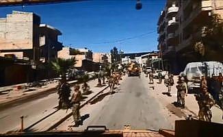 Özel Kuvvetler Afrin'e böyle girdi