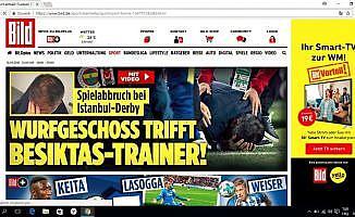 Derbi Avrupa basınında manşetlerde