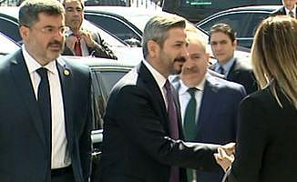 Erdoğan, AK Partili milletvekilleri ile bir araya geldi