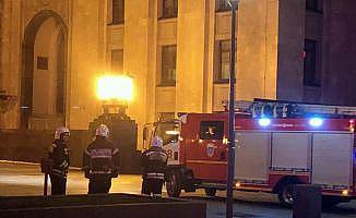 Rusya Dışişleri Bakanlığında bomba paniği