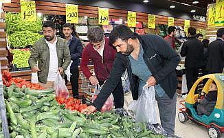 Ramazan döneminde hane harcamaları artıyor