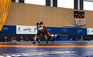 Akdeniz Oyunları'na Türk güreşi damgası