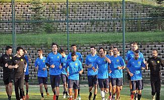 Ankaragücü yeni sezon hazırlıklarına başladı