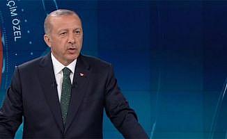 Erdoğan, Cumhurbaşkanlığı sistemini anlattı